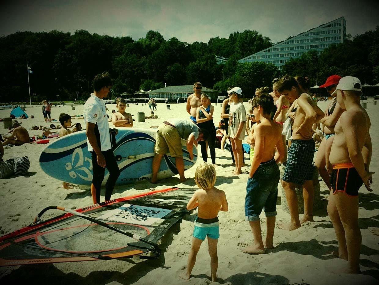 Trochę teorii Trzy dni windsurfingu z Piotrem Myszką Trzy dni windsurfingu z Piotrem Myszką 20130711 115350