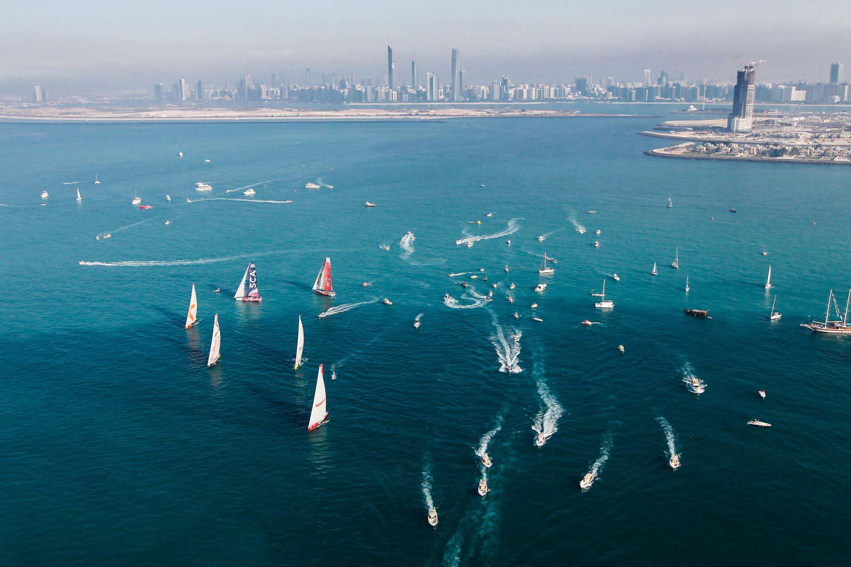 Volvo Ocean Race - Abu Dhabi Volvo Ocean Race - wyścig portowy w Abu Dhabi Volvo Ocean Race – wyścig portowy w Abu Dhabi 10633500 10153006717107437 9083197722830328117 o