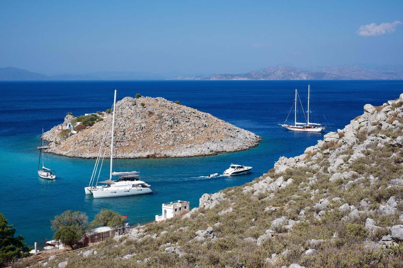 News symi czarter w grecji