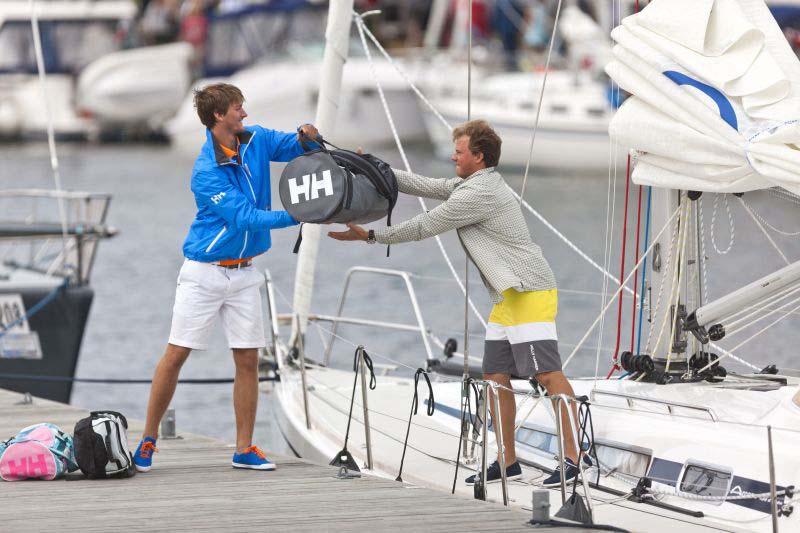 Helly Hansen radzi - buty na żagle i w miasto Helly Hansen radzi – buty na żagle i w miasto HH Cruising SS15 4139
