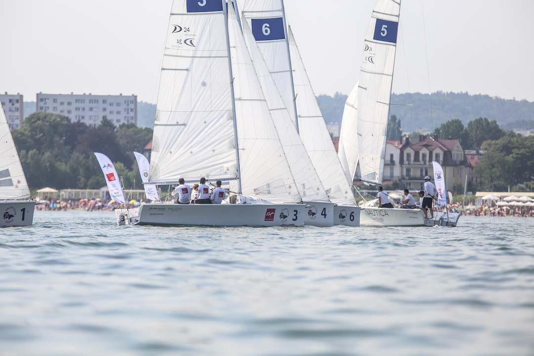 Yacht Club Sopot zwycięża pierwsze rozgrywki Polskiej Ekstraklasy Żeglarskiej Yacht Club Sopot zwycięża pierwsze rozgrywki Polskiej Ekstraklasy Żeglarskiej IMG 9831