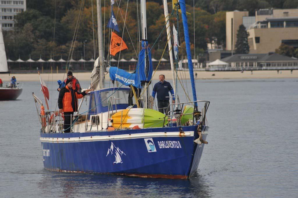 """próchno i rdza ""Próchno i Rdza"" – zlot łódek o klasycznych konstrukcjach z drewna i stali opanował Gdynię LTF 6089"