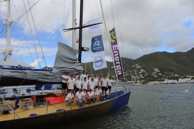 Ocean Challenge Club zwycięża w regatach St Maarten Heineken Ocean Challenge Club zwycięża w regatach St Maarten Heineken IMG 2951 630x420