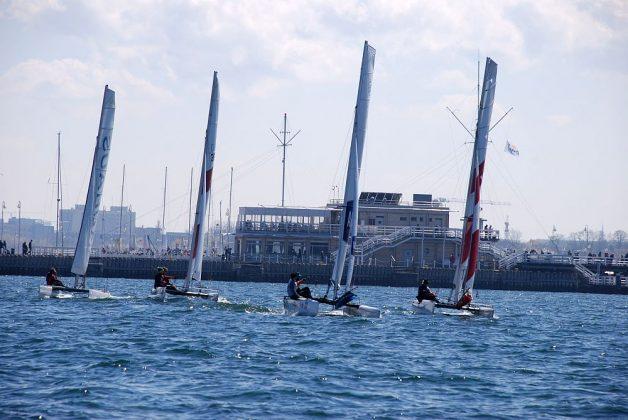 Sopot Catamaran Cup 2016 Sopot Catamaran Cup 2016 rozpoczyna sezon regatowy dwukadłubowców scc 35 628x420
