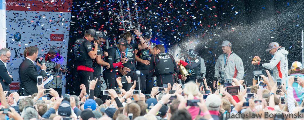 Puchar Ameryki w Portsmouth aparatem naszego fana DSC 0495 1061x420