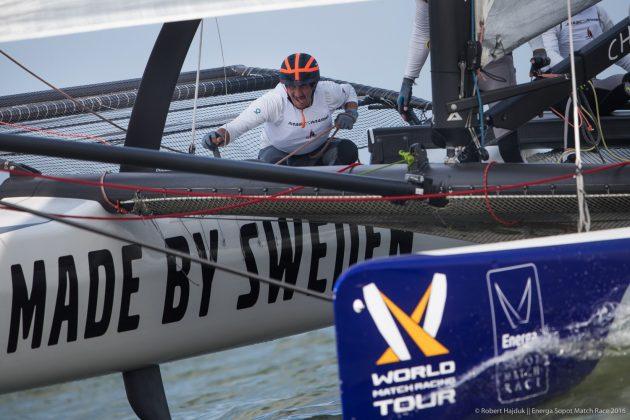 Łukasz Wosiński wygrywa Energa Sopot Match Race Łukasz Wosiński wygrywa Energa Sopot Match Race EnergaSopotMatchRace 2016 07 28 D3 Racing 0187 RH 630x420