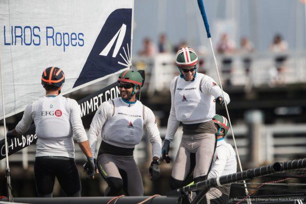 Łukasz Wosiński wygrywa Energa Sopot Match Race Łukasz Wosiński wygrywa Energa Sopot Match Race EnergaSopotMatchRace 2016 07 28 D3 Racing 0199 RH 630x420