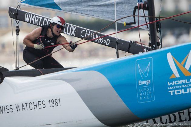 Łukasz Wosiński wygrywa Energa Sopot Match Race Łukasz Wosiński wygrywa Energa Sopot Match Race EnergaSopotMatchRace 2016 07 28 D3 Racing 0205 RH 630x420