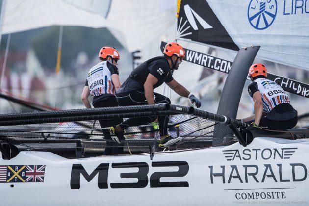 Łukasz Wosiński wygrywa Energa Sopot Match Race Łukasz Wosiński wygrywa Energa Sopot Match Race EnergaSopotMatchRace 2016 07 28 D3 Racing 0209 RH 630x420