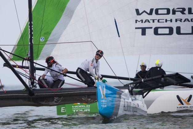 Łukasz Wosiński wygrywa Energa Sopot Match Race Łukasz Wosiński wygrywa Energa Sopot Match Race EnergaSopotMatchRace 2016 07 28 D3 Racing 0218 RH 627x420