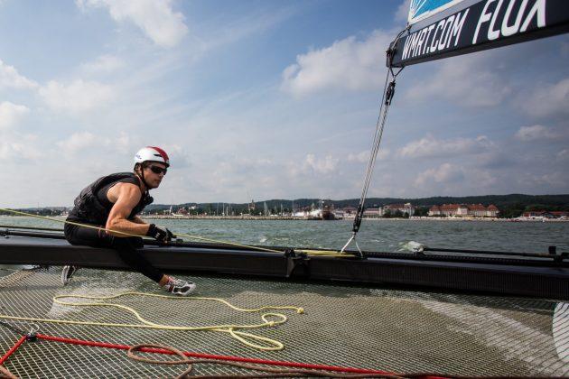 Łukasz Wosiński wygrywa Energa Sopot Match Race Łukasz Wosiński wygrywa Energa Sopot Match Race EnergaSopotMatchRace 2016 07 29 D4 Racing PR 0002 RH 630x420