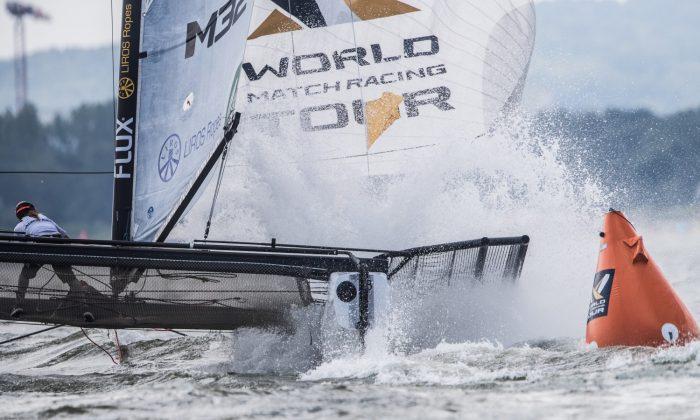 Łukasz Wosiński wygrywa Energa Sopot Match Race Łukasz Wosiński wygrywa Energa Sopot Match Race EnergaSopotMatchRace 2016 07 29 D4 Racing PR 0009 RH 700x420