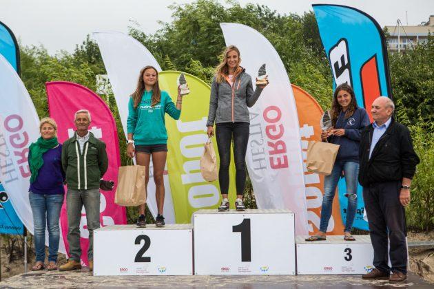 ME Techno293 Plus - Polscy windsurfingowcy najlepsi! ME Techno293 Plus – Polscy windsurfingowcy najlepsi! podium ME kobiety 630x420