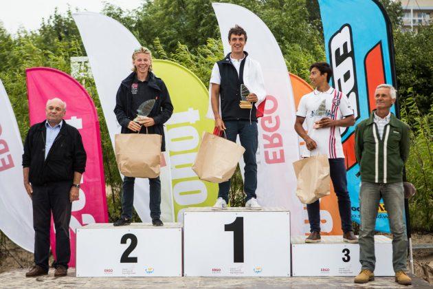 ME Techno293 Plus - Polscy windsurfingowcy najlepsi! ME Techno293 Plus – Polscy windsurfingowcy najlepsi! podium ME mezczyzni 630x420