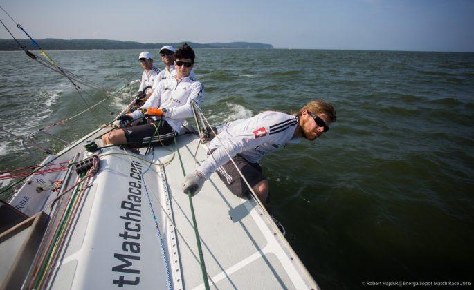 Łukasz Wosiński wygrywa Energa Sopot Match Race Łukasz Wosiński wygrywa Energa Sopot Match Race web EnergaSopotMatchRace 2016 07 26 D1 Practice Day 0013 RH 685x420