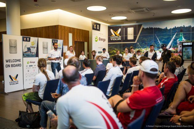 Łukasz Wosiński wygrywa Energa Sopot Match Race Łukasz Wosiński wygrywa Energa Sopot Match Race web EnergaSopotMatchRace 2016 07 26 D1 Practice Day 0016 RH 630x420