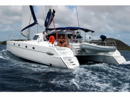 News charter catamaran belize 43 in martinique or guadeloupe