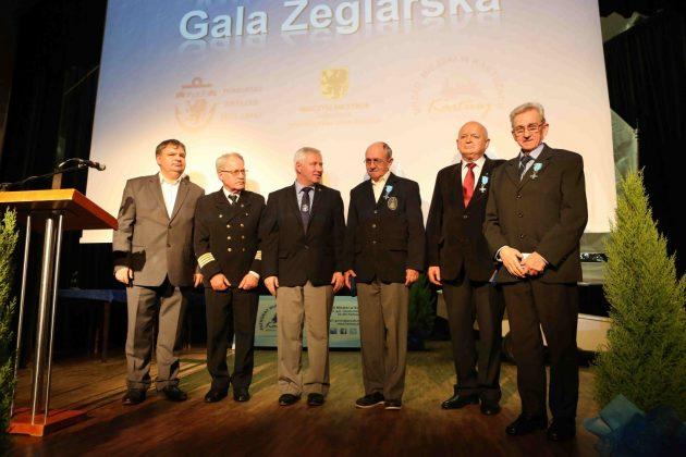 pomorska gala żeglarska Nagradzanie i świętowanie – Pomorska Gala Żeglarska 97 PGZ 2016 Cezary Spigarski 630x420