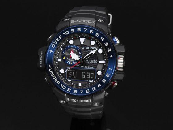 g-shock gulfmaster gwn-1000 Zegarek dla żeglarzy – Casio G-SHOCK GULFMASTER GWN-1000 Casio G SHOCK GWN 1000B 1B 1 560x420