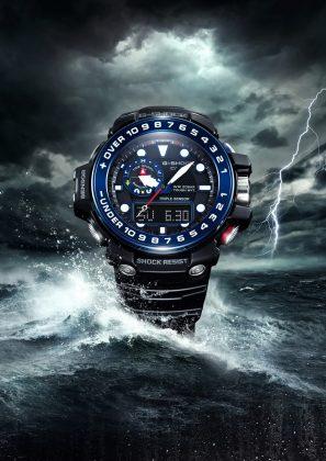 g-shock gulfmaster gwn-1000 Zegarek dla żeglarzy – Casio G-SHOCK GULFMASTER GWN-1000 Casio G SHOCK GWN 1000B mood high 297x420