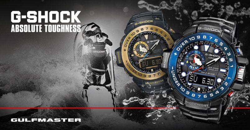 g-shock gulfmaster gwn-1000 Zegarek dla żeglarzy – Casio G-SHOCK GULFMASTER GWN-1000 G SHOCK Gulfmaster 1200x628 D V02 803x420
