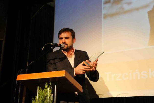 pomorska gala żeglarska Nagradzanie i świętowanie – Pomorska Gala Żeglarska Trzcinski PGZ 2016 Cezary Spigarski 630x420