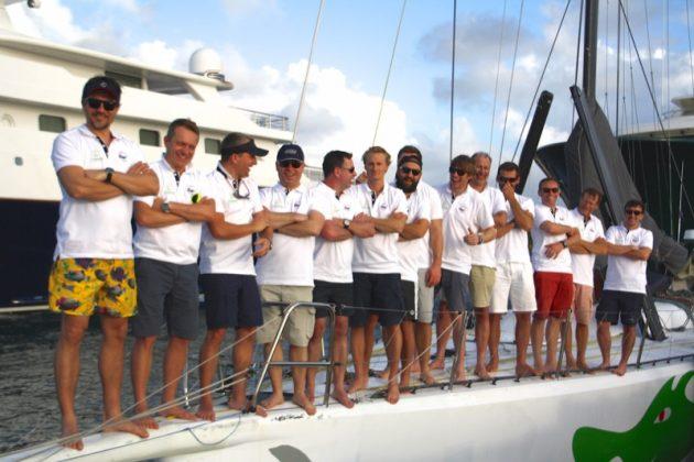 Pech polskich żeglarzy z YC Sopot na Karaibach Pech polskich żeglarzy z YC Sopot na Karaibach IMG 2261 800px 630x420