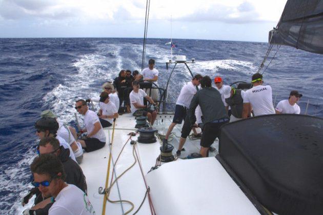Pech polskich żeglarzy z YC Sopot na Karaibach Pech polskich żeglarzy z YC Sopot na Karaibach IMG 2269 800px 630x420