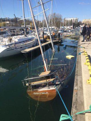 """copernicus Oświadczenie Yacht Klubu Stal Gdynia w sprawie jachtu """"Copernicus"""" copernicus tomasz rybicki 315x420"""