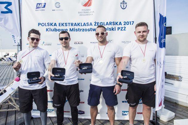 Pierwsza runda Polskiej Ekstraklasy Żeglarskiej Pierwsza runda Polskiej Ekstraklasy Żeglarskiej dla MOS Iława AR4Z4841 630x420
