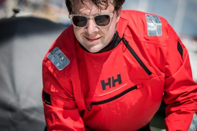 odzież helly hansen Poczuj pełnię życia dzięki technicznej kolekcji odzieży Helly Hansen HH HPFoilSmockTop TeamKeronimo DomSilman 630x420