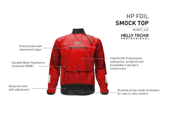 odzież helly hansen Poczuj pełnię życia dzięki technicznej kolekcji odzieży Helly Hansen HP Foil Smock