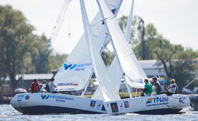 szczecin match race Szczecin Match Race – złoto zostaje nad Odrą! PR SzMR2017 D2 1 719a381ab6