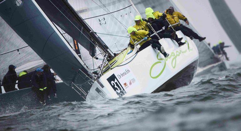 mistrzostwa europy orc Deszczowe mistrzostwa Europy ORC w żeglarstwie morskim 2017 07 26 ME ORC2017 D1 OffShore Race 034 RH 772x420
