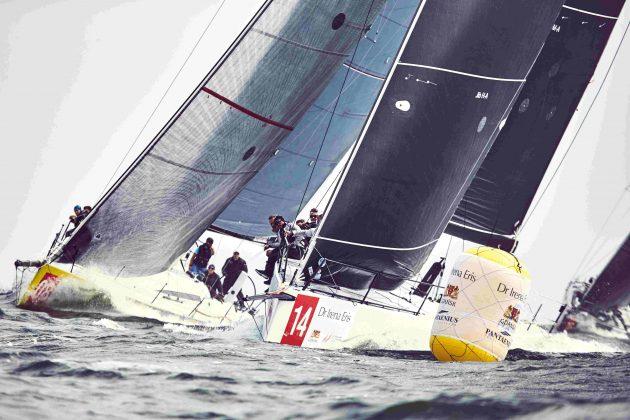 mistrzostwa europy orc Deszczowe mistrzostwa Europy ORC w żeglarstwie morskim 5 bartosz modelski 630x420
