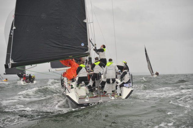 Mistrzostwa Polski ORC Granaria Morskie Mistrzostwa Polski ORC – pierwsze wyścigi, pierwsze emocje LTF 2710 632x420