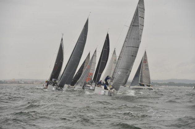 Mistrzostwa Polski ORC Granaria Morskie Mistrzostwa Polski ORC – pierwsze wyścigi, pierwsze emocje LTF 2731 632x420