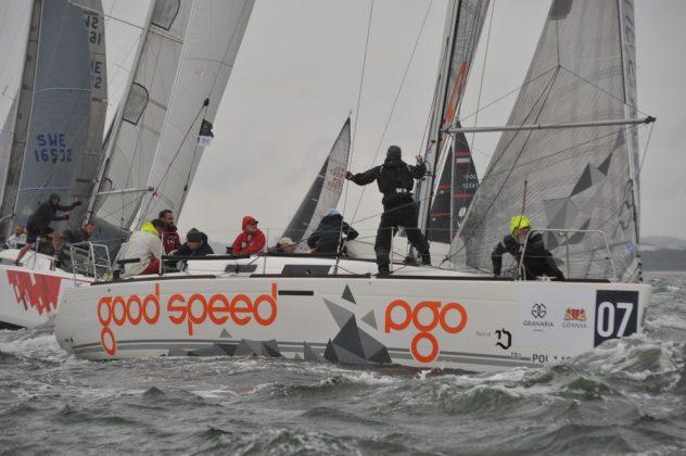 Mistrzostwa Polski ORC Granaria Morskie Mistrzostwa Polski ORC – pierwsze wyścigi, pierwsze emocje LTF 2747 632x420
