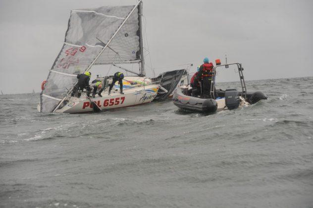 Mistrzostwa Polski ORC Granaria Morskie Mistrzostwa Polski ORC – pierwsze wyścigi, pierwsze emocje LTF 2807 632x420