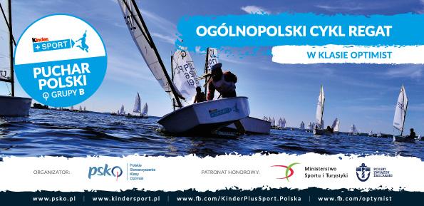 kinder+sport Optimiści w międzynarodowym programie Kinder+Sport banner