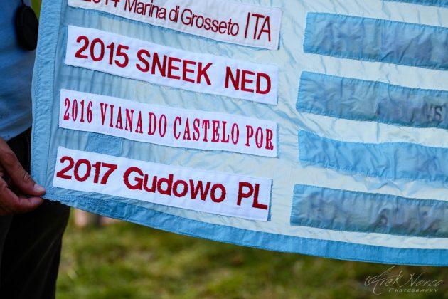 vaurien Międzynarodowe Mistrzostwa Świata w klasie Vaurien w Gudowie VWG2017036 630x420