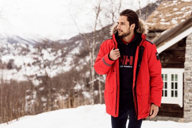 b25721b91f4e41 Najnowsza kolekcja jesiennych i zimowych kurtek Helly Hansen sprosta  wyzwaniom najbardziej surowego klimatu naszej planety, a sprawdzone w  polarnych ...