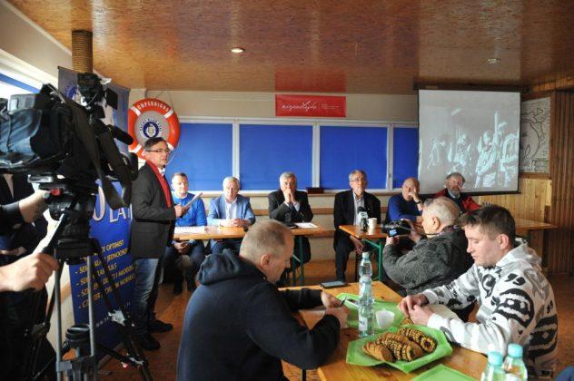 "Polski ""Copernicus"" w wyścigu Volvo Ocean Race! Copernicus konferencja 2018 05 25 01 LTF 632x420"