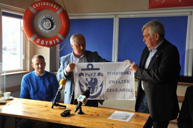 "Polski ""Copernicus"" w wyścigu Volvo Ocean Race! Copernicus konferencja 2018 14 25 01 LTF 632x420"