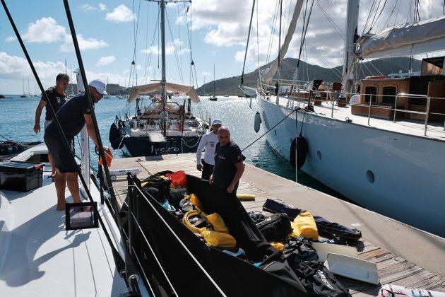 polacy liderami regat antigua sailing week Polacy liderami regat Antigua Sailing Week DSCF7220 01 630x420
