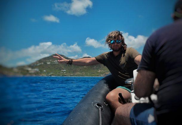 polacy liderami regat antigua sailing week Polacy liderami regat Antigua Sailing Week DSCF7724 01 610x420