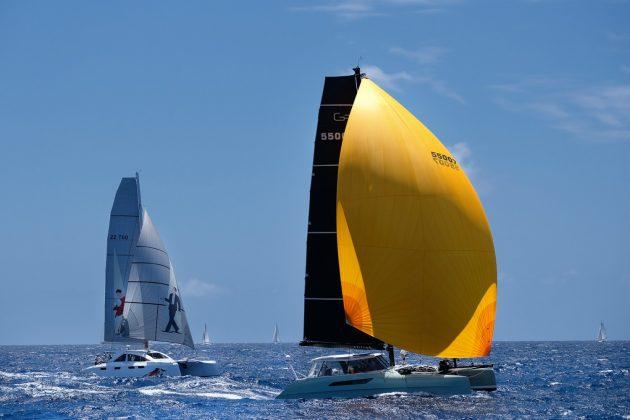 polacy liderami regat antigua sailing week Polacy liderami regat Antigua Sailing Week DSCF9588 630x420