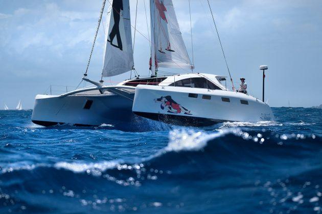 polacy liderami regat antigua sailing week Polacy liderami regat Antigua Sailing Week DSCF9943 630x420