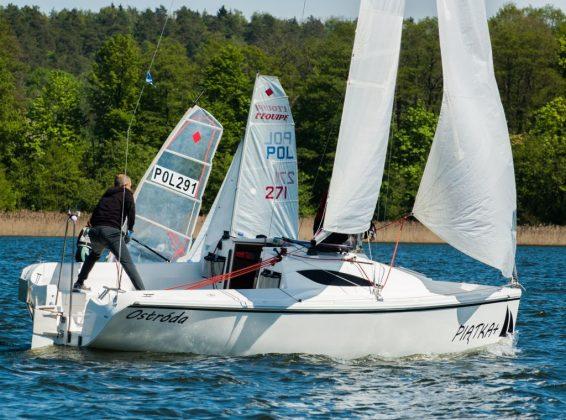 otwarcie sezonu żeglarskiego w mrągowie Otwarcie sezonu żeglarskiego w Mrągowie DSC 0219 566x420