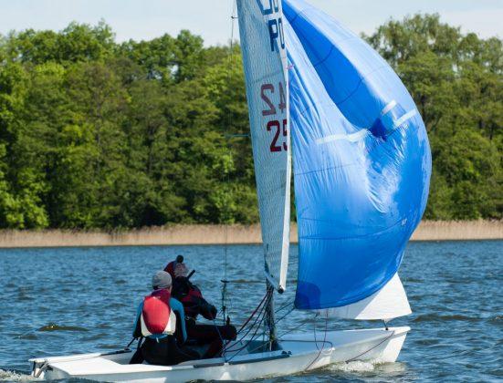 otwarcie sezonu żeglarskiego w mrągowie Otwarcie sezonu żeglarskiego w Mrągowie DSC 0313 551x420